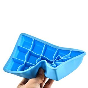 solution for stuck ice in tray