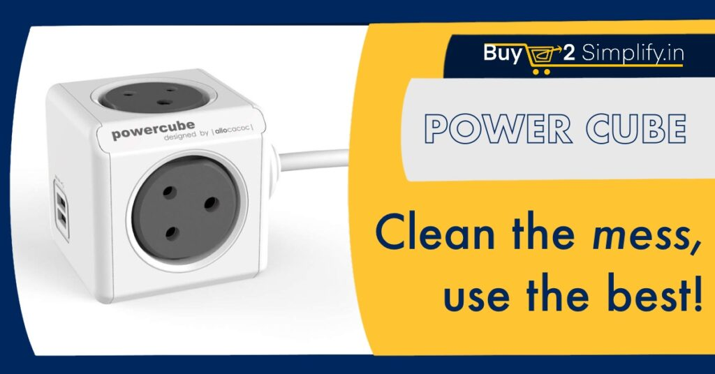 Find more innovative products like power cube