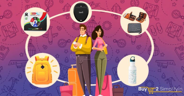 Travel accessories to ease your trip
