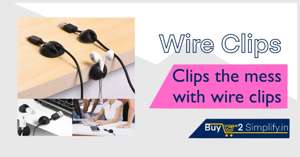 Office products like wire clips and more